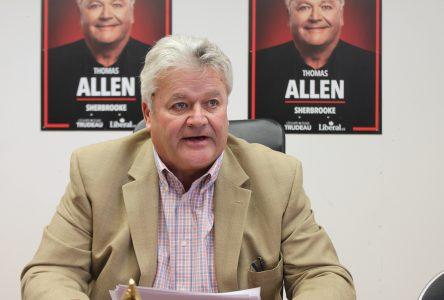Allen proud of a positive campaign