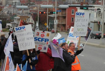 Public Sector strikes throughout the townships