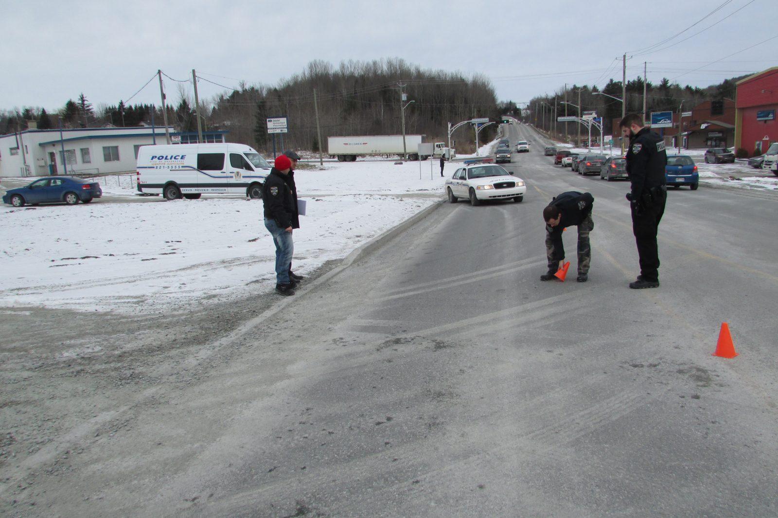 Hit and run on Galt East-driver apprehended