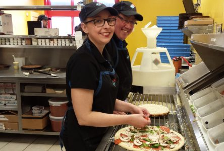 Domino's dishing it out for Fort Mac