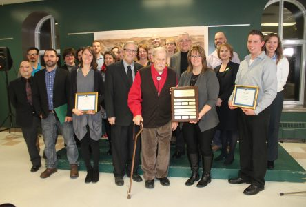Lennoxville celebrates community at annual awards night