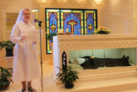 Sisters' move calls for relic relocation