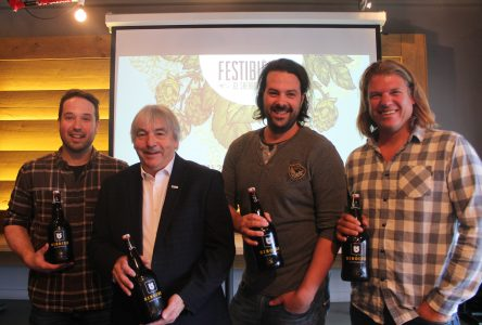 Sherbrooke beer fest coming in May