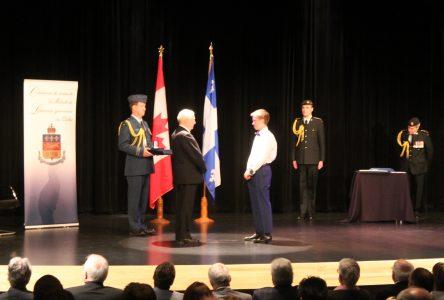 Lieutenant Governor honours community leaders