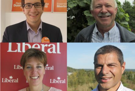 Liberals, Conservatives, NDP share the honours in the Eastern Townships