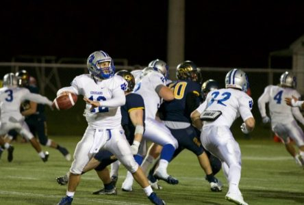 Arruda delivers the goods for football Cougars