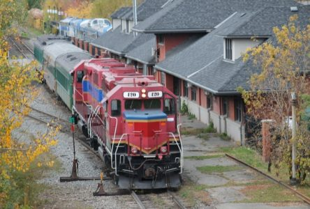 Promoters hoping to return passenger trains to the Townships