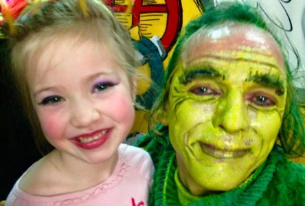 The magic of the Grinch and Midnight Madness
