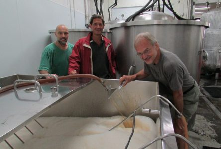 The Fathers of ­Fermentation in action