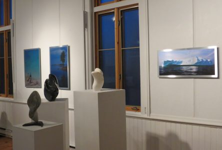 Galerie Art Plus combines two promising artists