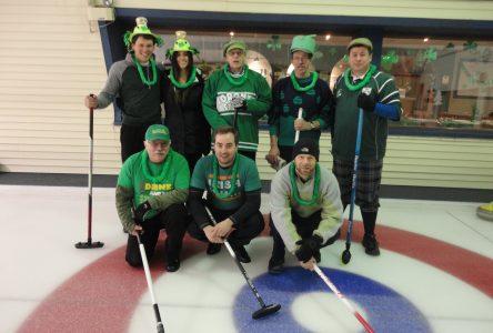 Sutton Curling Club hosts St. Patty's bonspiel