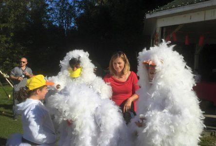 Kudos to Duck Festival organizers
