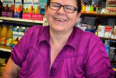 Jane Jewett of Vale Perkins' Jewett's Store dies suddenly