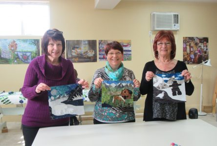 Mystery Quilt Club enthralls local quilters
