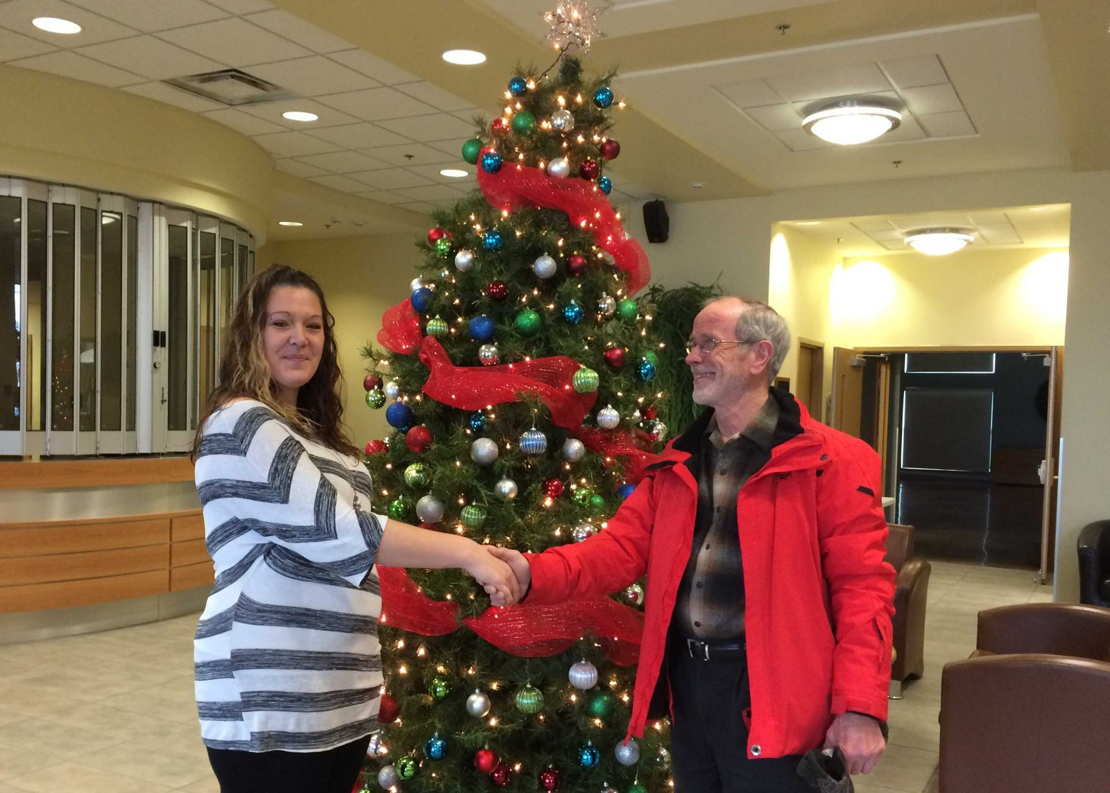 TBL resident initiates aid group for Syrian refugees