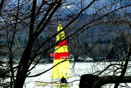 An early start to sailing season