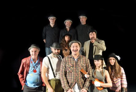 Coco La Lune French Language theatre production in support of Rett Syndrome and Opération Enfant Soleil