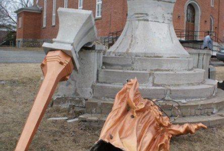 Richmond memorials vandalized