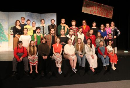 Galt Drama raises the curtain on Christmas Chaos