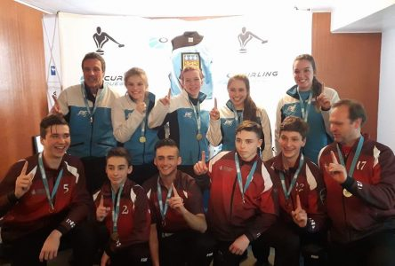Young Townships curlers launch gofundme campaign to get to the nationals