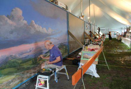 Lennoxville community honoured by international mural festival