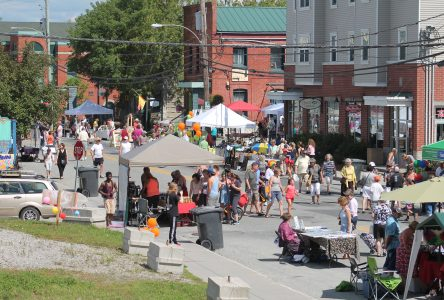 Lennoxville street festival this weekend