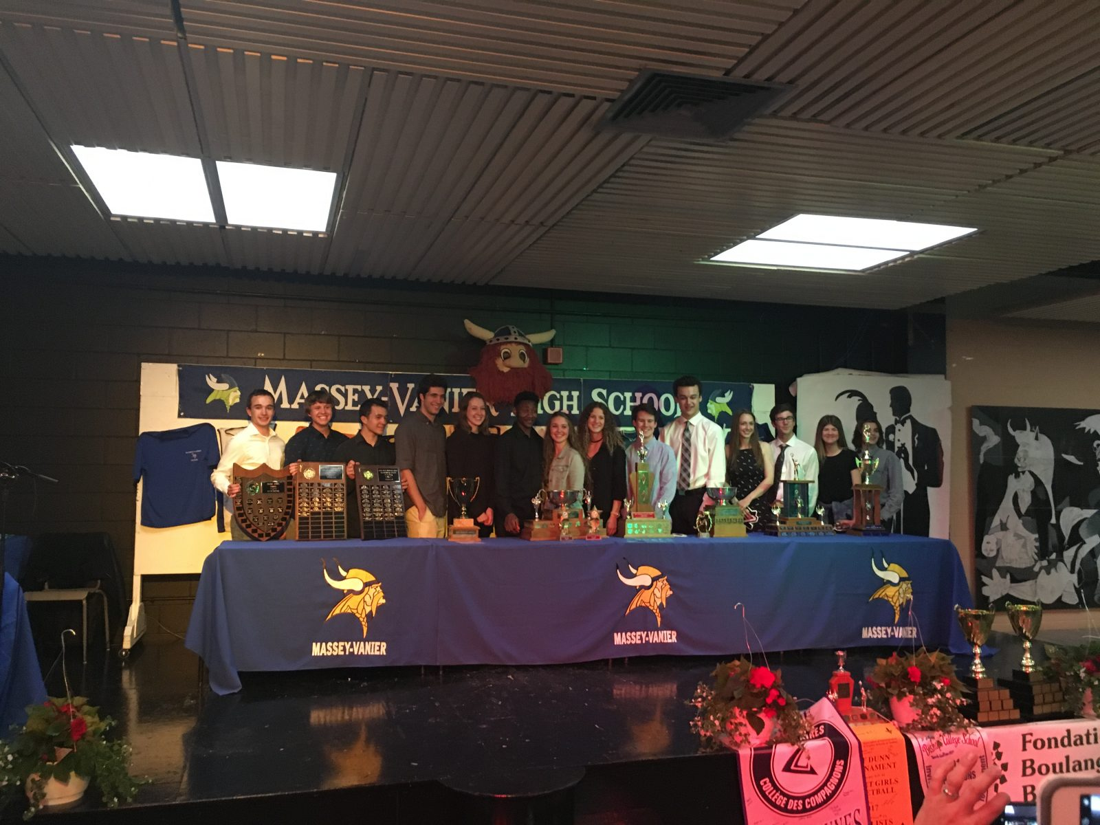 MVHS athletic awards - Sherbrooke Record