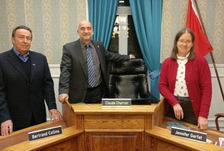 Lennoxville council gets  down to business