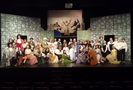Galt drama takes on a tale as old as time