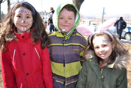 2nd Annual Easter Egg Hunt for Boys and Girls Group youth in Mansonville
