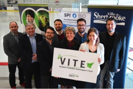 Two Sherbrooke innovators get support from Sherbrooke Innopole