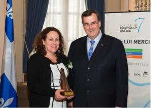 Coaticook CAB gets innovation award