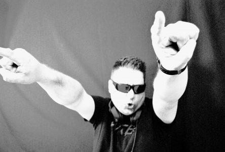 "Meet ""DJ Jerk""- don't let the name fool you!"