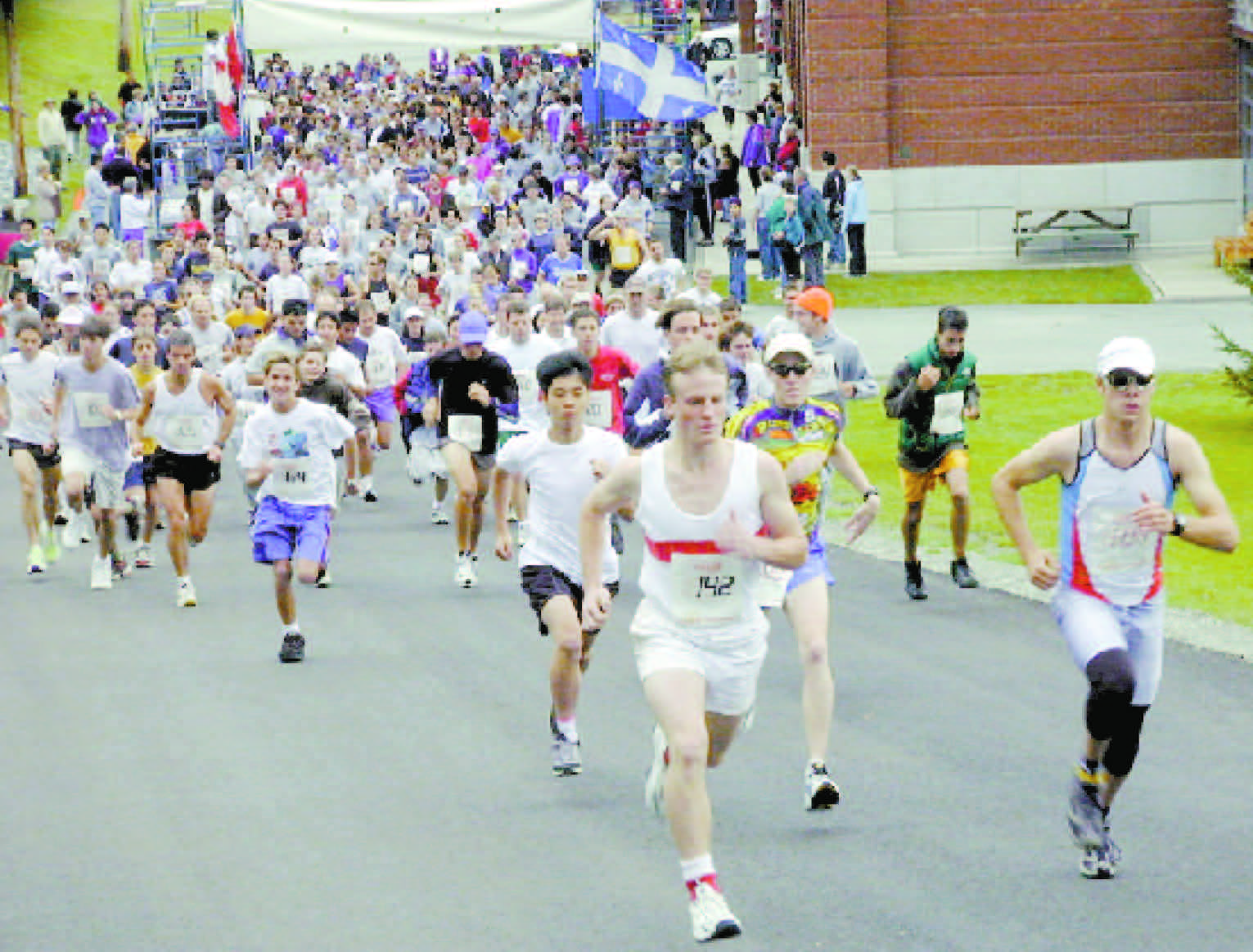 Lennoxville Terry Fox Run: A community tradition going on 38 years