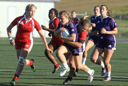 No Homecoming wins for the Gaiters but another historic tie for women's rugby