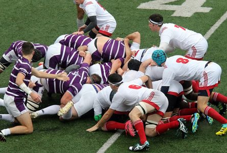 Bishop's heads to RSEQ rugby finals