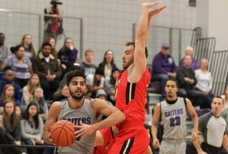 Third time's a charm: Bishop's men's basketball starts off 3-0