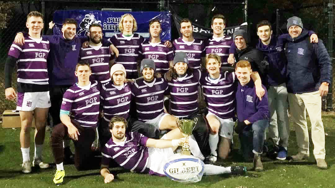Gaiters Rugby triumph in New York City