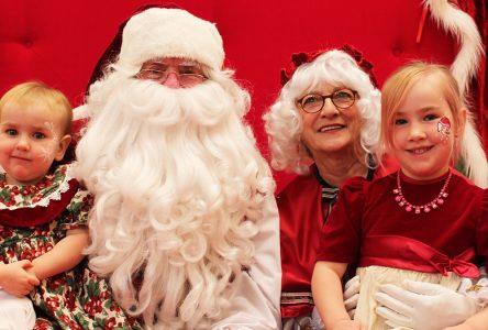 Santa Season officially underway