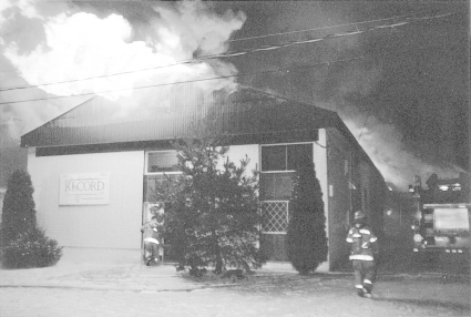 The Record – still here 20 years after devastating fire