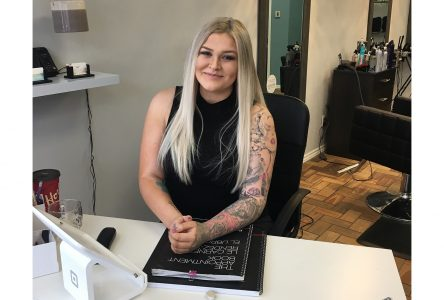 The Cutting Edge: a look into TerryLynn Bachand's hairdressing career