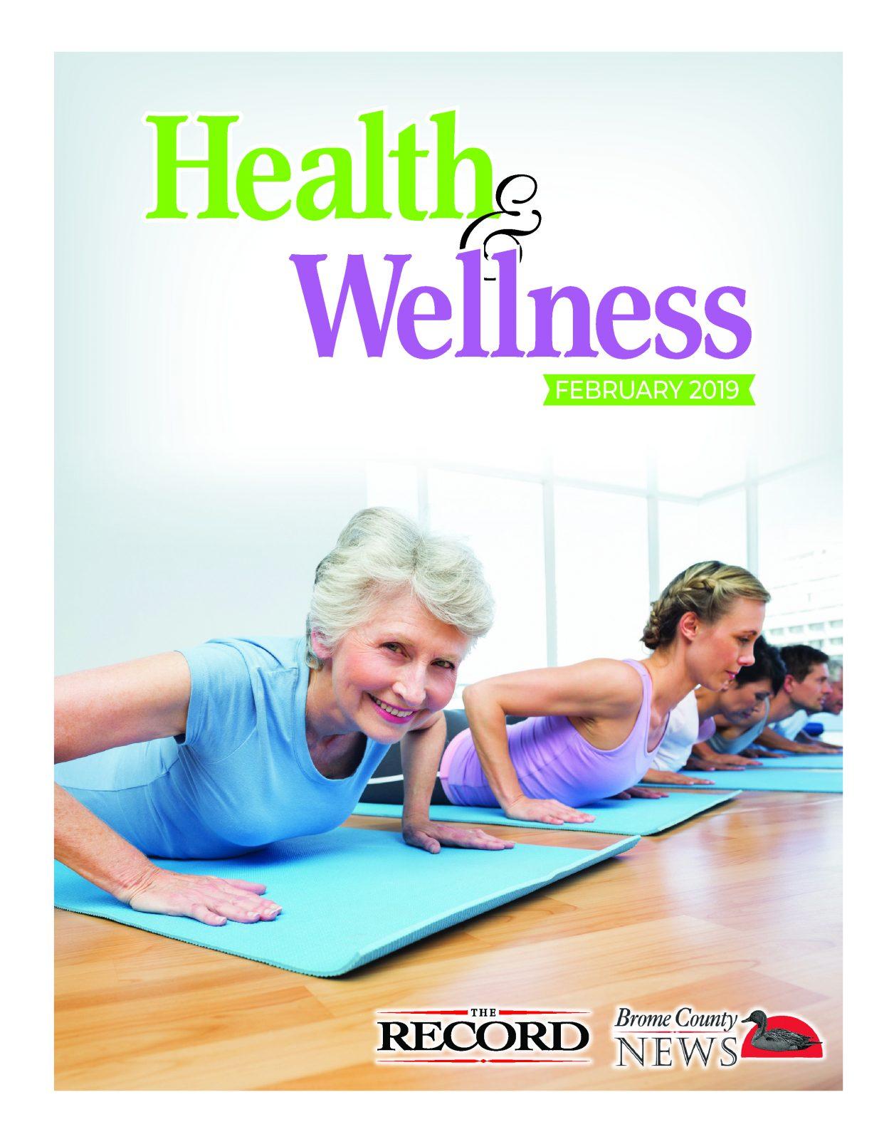 Health and Wellness – February 2019