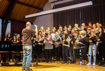 """BU Singers back with """"Gospel  and Other Good News"""""""