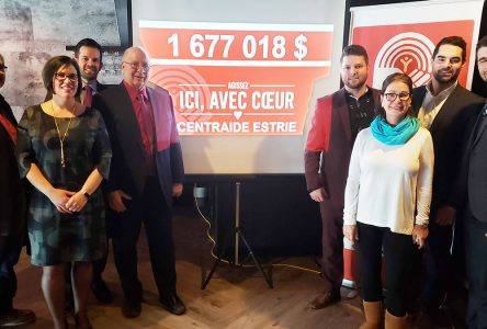 Centraide celebrates another successful campaign