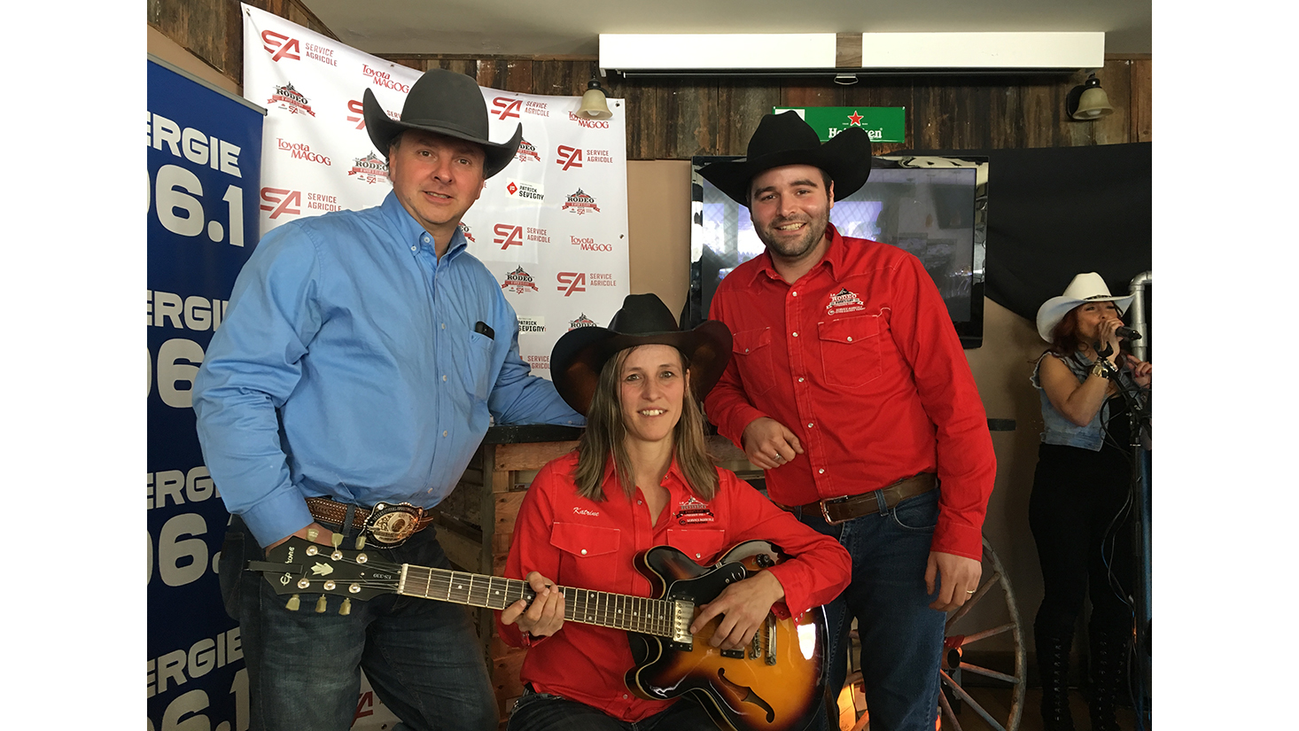Ayer's Cliff Rodeo saddles up for sixth edition