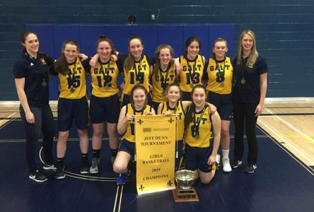 Pipers take home the banner