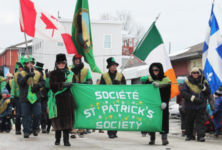 A chilly Saint Patrick's Day in Richmond