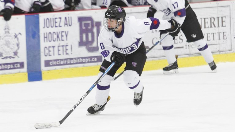 Gaiters' women's hockey falls to Minot State in semifinals in Texas nationals