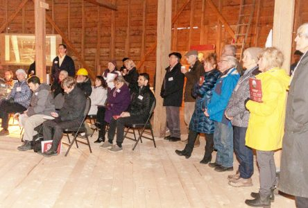 Potton's Round Barn: This barn has a past, let's give it a future!