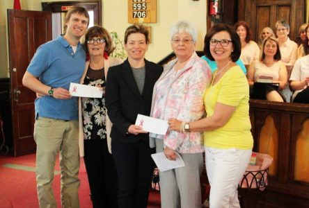 Lennoxville United ­offers hope for those living with cancer